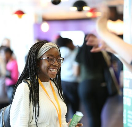 ThinkHER ambition event. Photography by CPG Photography.